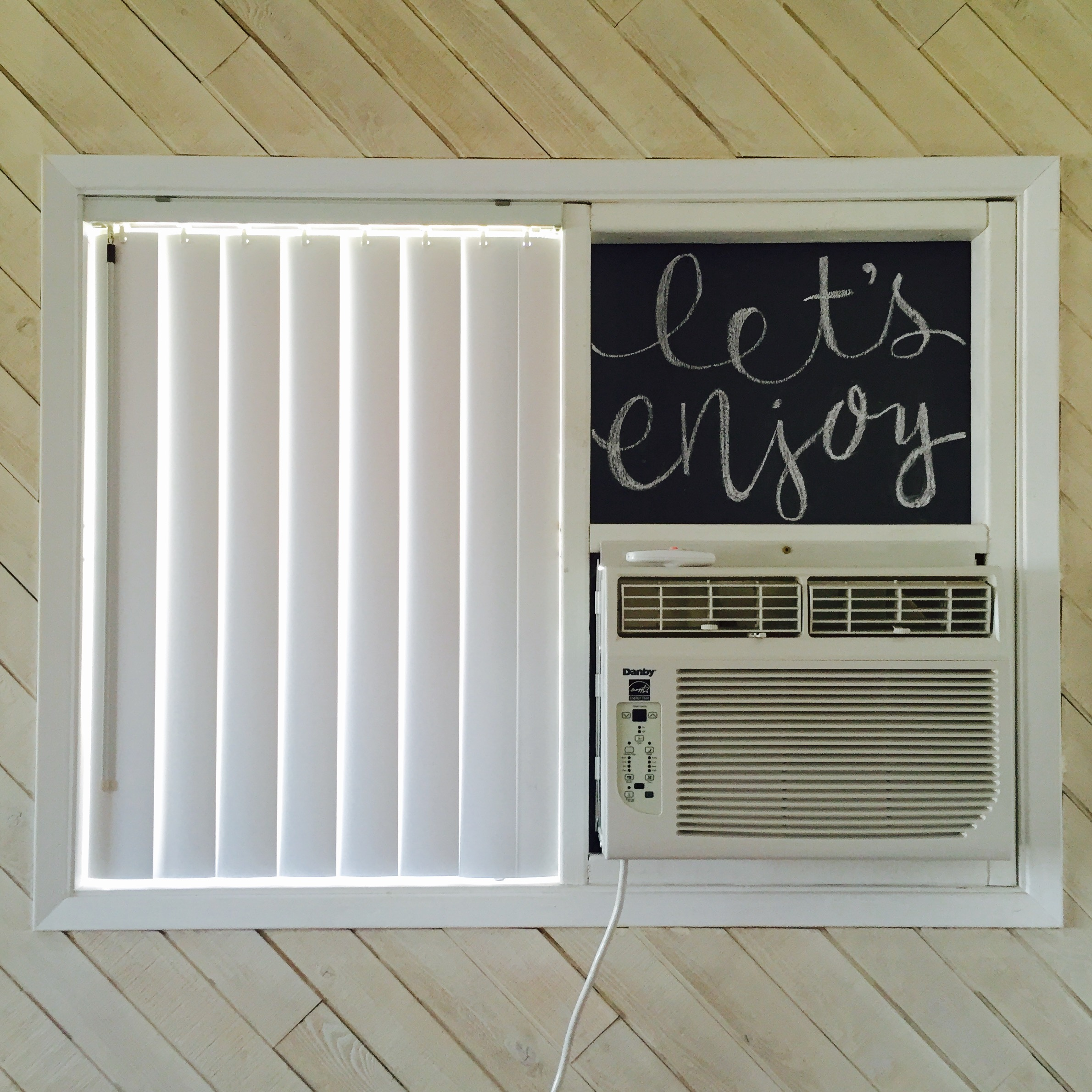 Installing A Window Ac With Style The How To Duo